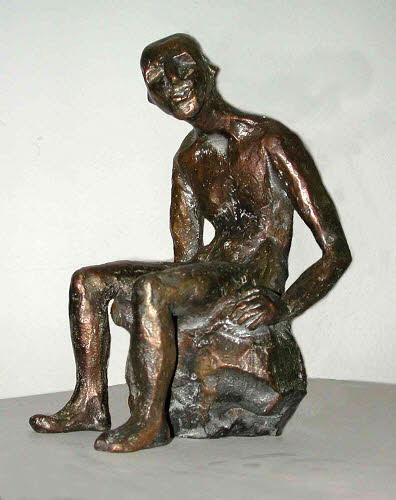 1987 Alter Mann Bronze x